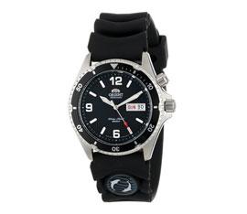 Orient black mako cem65004b